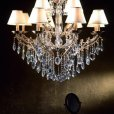 Copen Lamp, classic chandeliers from Spain, buy in Spain bronze lamp and crystal chandeliers